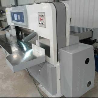 河南省郑州市隆鑫切纸机有限公司专业生产各种型号切纸机