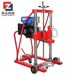 供应HZ-20型汽油机钻孔取芯机