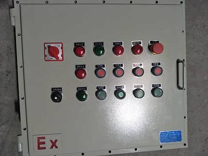 供应河北石家庄配电箱BXM51-电气控制柜碳钢材质非标
