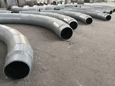 沧州耐磨管道 双金属耐磨弯头 双金属耐磨管道