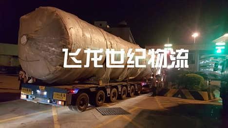 香港专线大件运输 中港特种运输-深圳市飞龙世纪物流有限公司