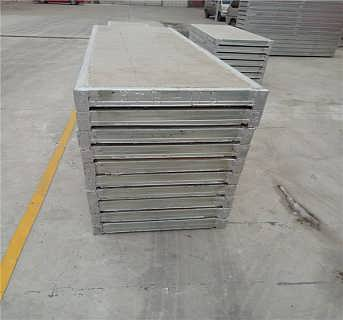 钢骨架轻型板 保温隔热性能好