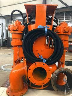挖机抽泥泵 降低工程施工成本和劳动强度