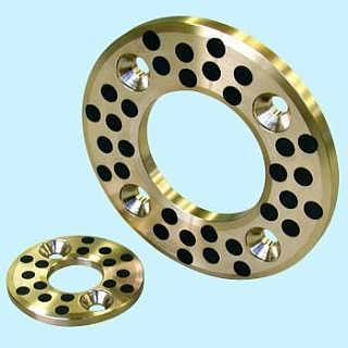 JTW固体镶嵌自润滑止推垫片-嘉兴盘石轴承有限公司