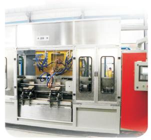 机床主轴热处理数控淬火机床,临沂机床主轴大功率热处理淬火加工