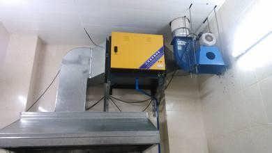 番禺餐厅油烟净化器销售安装,免费测量电话
