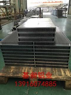 工业散热器铝型材开模订做