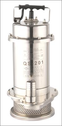 小型家用水泵 抽清水潜水泵 QDX菜棚浇水提升泵 潜水泵-台州太平洋机电有限公司