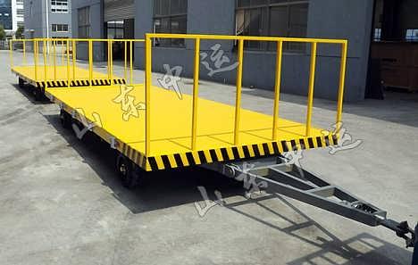 50吨重型牵引平板拖车平板拖车批发平板拖车厂家
