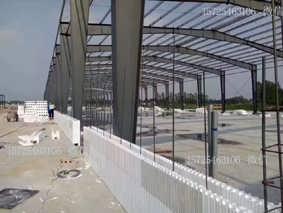 胶州海容模块别墅生产厂家供应新型墙体材料EPS建房空腔模块