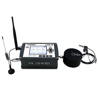 爆破振动监测仪L20-N+-成都市交博科技有限公司