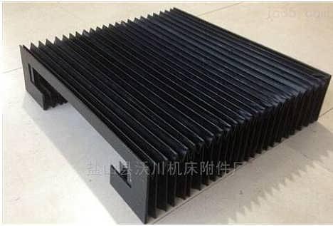 伸缩丝杠防护罩-大城县万纳数控设备厂