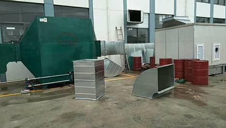 南京设计化工低浓度恶臭气味净化办法-河北恒宁环境科技有限公司工程部