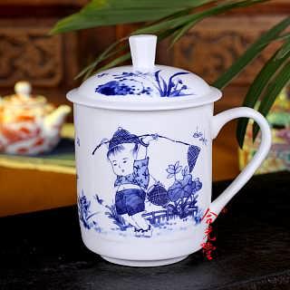 生产定制陶瓷茶杯厂家