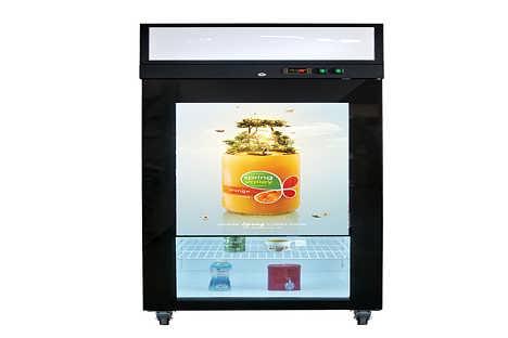 透明屏鱼缸-冷藏柜-自动售货机-青岛斯博锐意电子技术有限公司