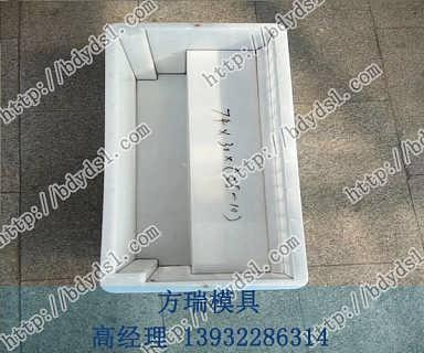 混凝土预制道牙模具-路牙石模盒批发方瑞模具精工打造-保定市方瑞模具制造有限公司.