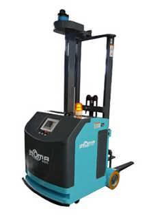 重庆平衡重搬运堆高AGV小车-重庆依诺玛智能科技有限公司