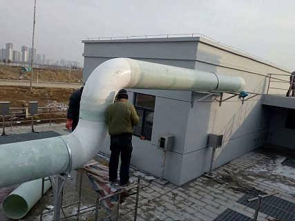 车间厂房异味除臭设备-河北通帆环保科技有限公司