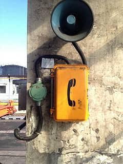 发电厂抗噪电话机 应急防水电话机 电厂调度电话机-深圳市西骏科技有限公司(防爆电话机)
