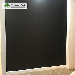 magwall定制纳米铁胶纤维双层磁性黑板墙