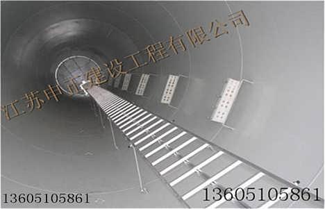 泰州水泥烟囱维修烟囱防腐公司施工技术怎么样-江苏申正建设工程有限公司