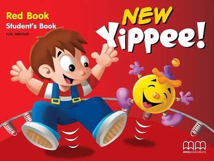 New Yippee幼儿英语教材诚招代理