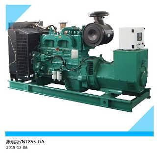 康明斯200kw发电机组-康明斯动力设备(东莞)有限公司 设备租售 维修保养
