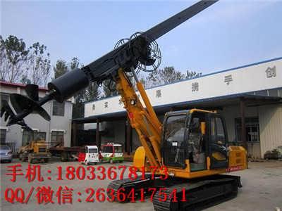 供应旋挖钻机 履带旋挖钻机 伸缩杆式旋挖钻机厂家