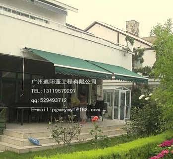 广州收缩蓬