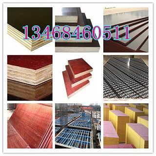 杨木建筑模板