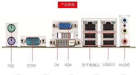 工业级母板#研华SIMB-A21-8VG00A1E