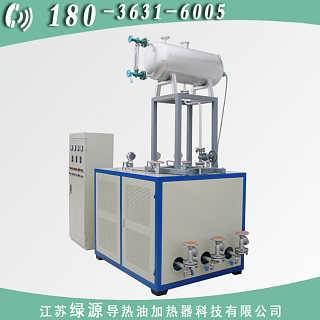 江苏绿源定制桨叶干燥机烘干电加热导热油炉
