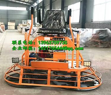 品质有保障座驾式混凝土磨光机金尊桥面收光机打磨机