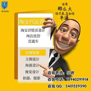 辽宁沈阳淘宝店装修外包活动促销服务周到-沈阳和平区锦圣信息科技中心