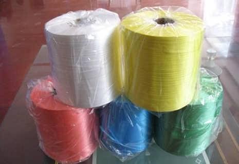 南通热销 全新料塑料绳子25 kg撕裂带 塑料捆扎绳 pp绳 厂家批发-南通鑫柏包装用品有限公司
