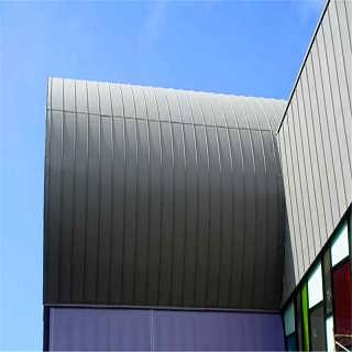 YX25-330立边咬合屋面系统-浙江立志建筑工程有限公司