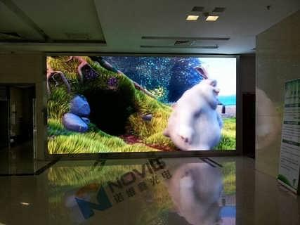 济宁市led显示屏 室内led系统集成显示