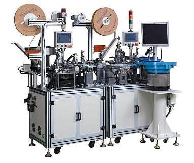全自动组装设备自动组装设备生产厂家全自动组装机厂家-乐清市耐博旺自动化设备厂