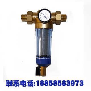 井水过滤器 家用农村 前置 云南井水过滤器 井水过滤器sd 600