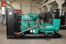南京地区1120KW玉柴柴油发电机组