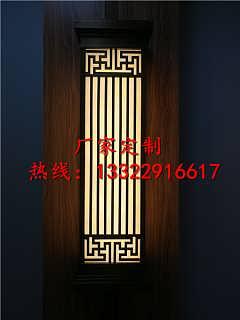电镀青古铜壁灯 高端真空电镀拉丝不锈钢壁灯 仿云石强透光壁灯