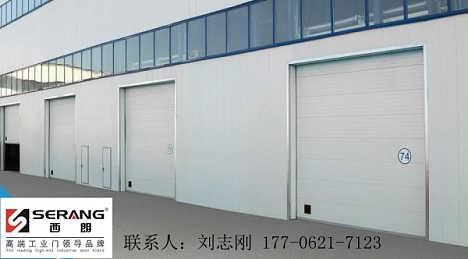 上海垂直提升门,转弯提升门-西朗门业(苏州)有限公司业务部