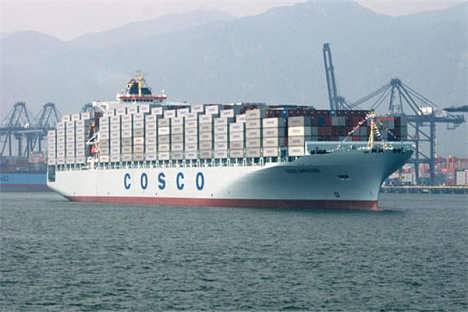 佛山到威海船运公司集装箱海运多少钱一柜