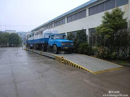 南昌汽车衡  南昌270吨地中衡-赣州佰达衡器设备有限公司