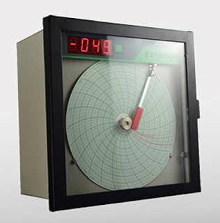 BR-XSG-100系列数显中圆图记录仪