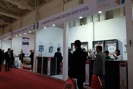 2019年土耳其国际玻璃门窗工业展览会