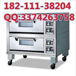 烘焙学校糕点烤箱厂家|北京三层六盘燃气烘烤箱|大型商用不锈钢烤面包机
