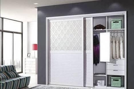 全铝衣柜 定制恒晟专业定制全铝衣柜 整体衣柜