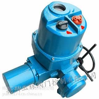供应部分回转一体化调节型Q20-1W/T电动装置