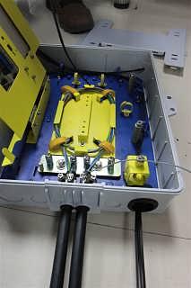 电信级光分路器箱